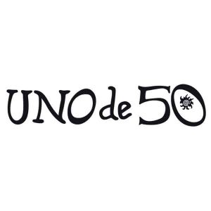 UNO DE 50 logo - Storm DJs London