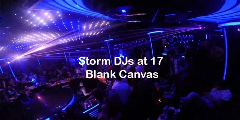 Storm Djs - Blank Canvas - DJ Hire Agency