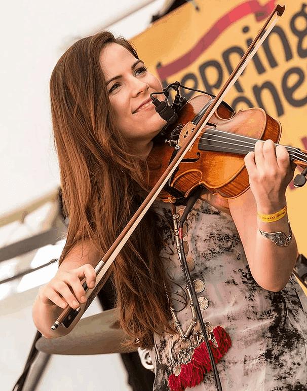 Jessie May Smart - Violinist