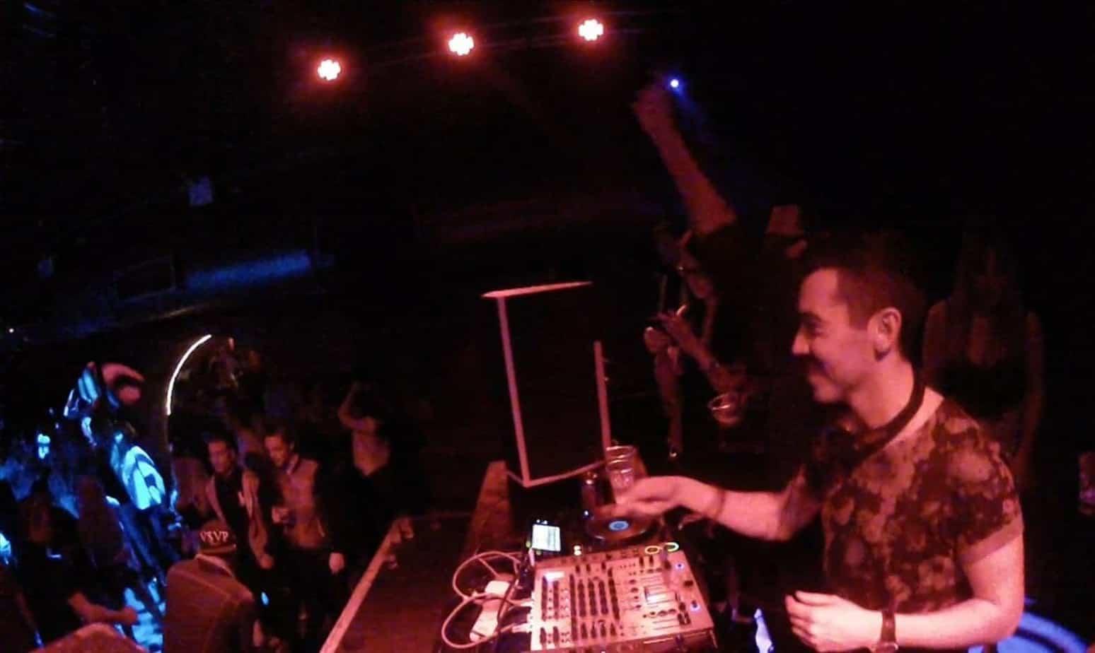 DJ Billy Gonzalez at Cargo