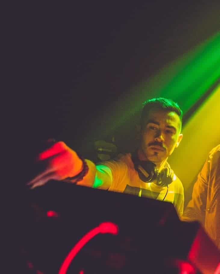 DJ Billy Gonzalez at XOYO