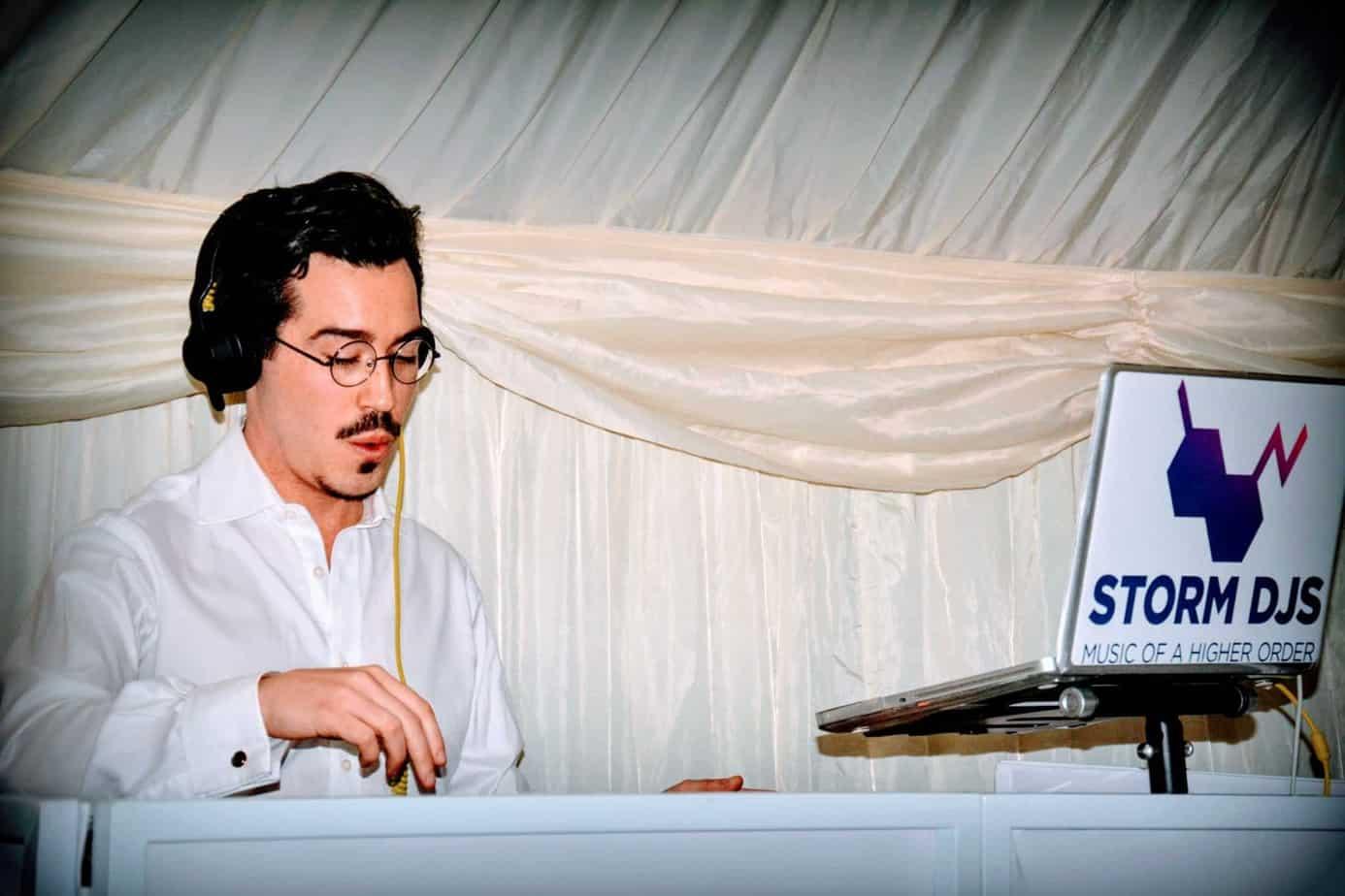 DJ Billy Gonzalez - formal DJ - weddings