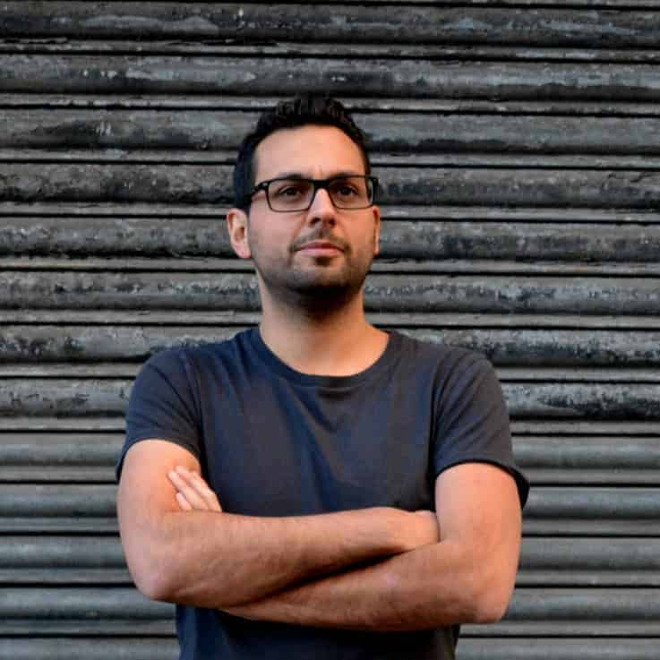Heckner - Storm DJs - London Agency 2