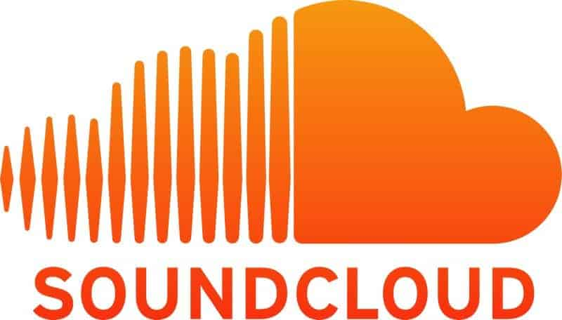 soundcloud logo - storm djs agency london
