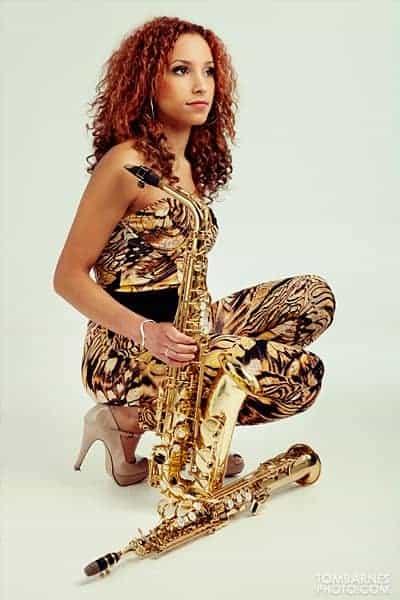 Yasmin Ogilvie DJ Saxophonist 03