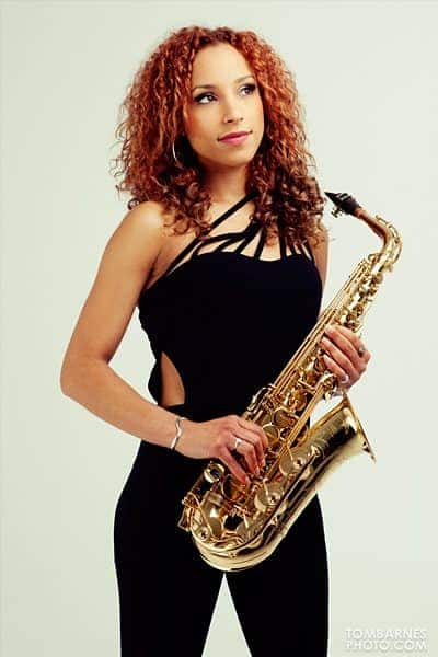 Yasmin Ogilvie DJ Saxophonist 04