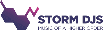 Storm DJs logo - small official