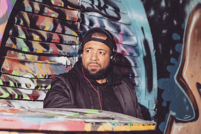 DJ CeeSix - Storm DJs London hip-hop r&b 2