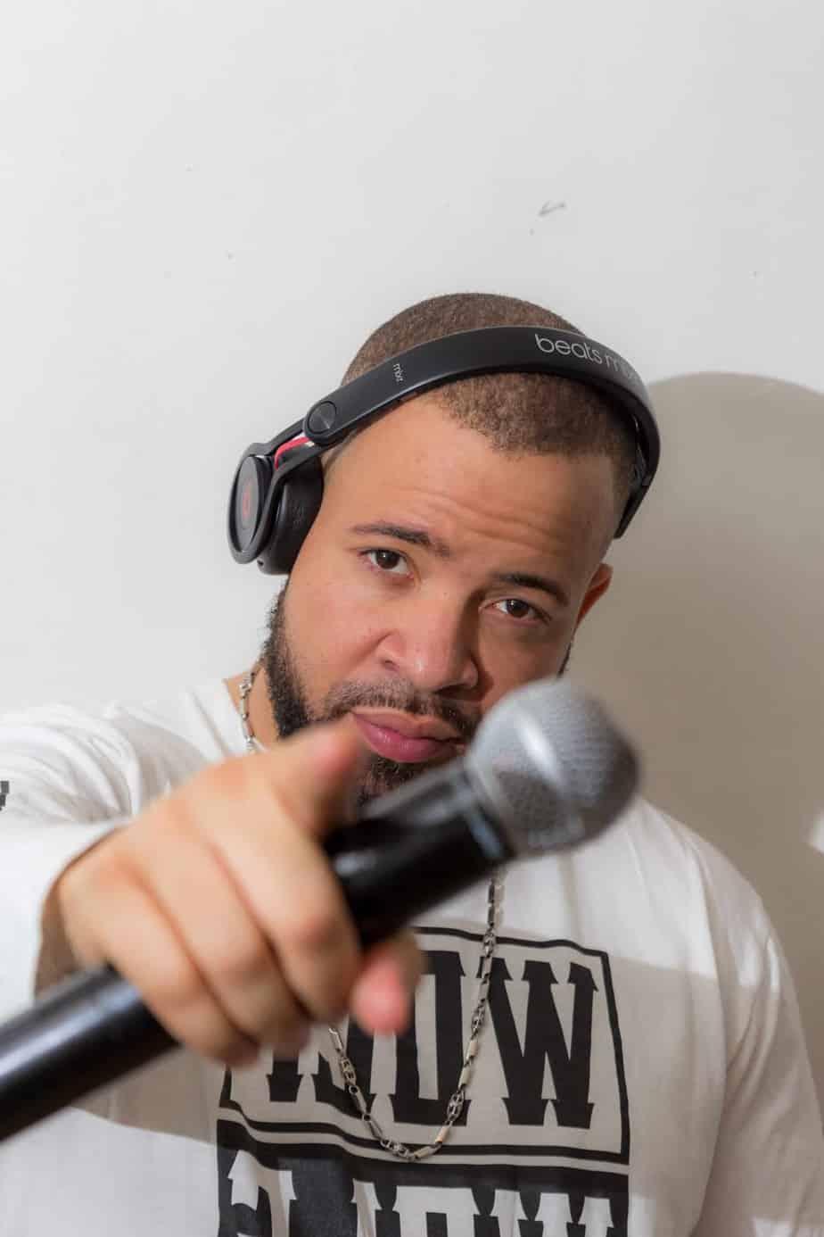 DJ CeeSix - Storm DJs London hip-hop r&b 4
