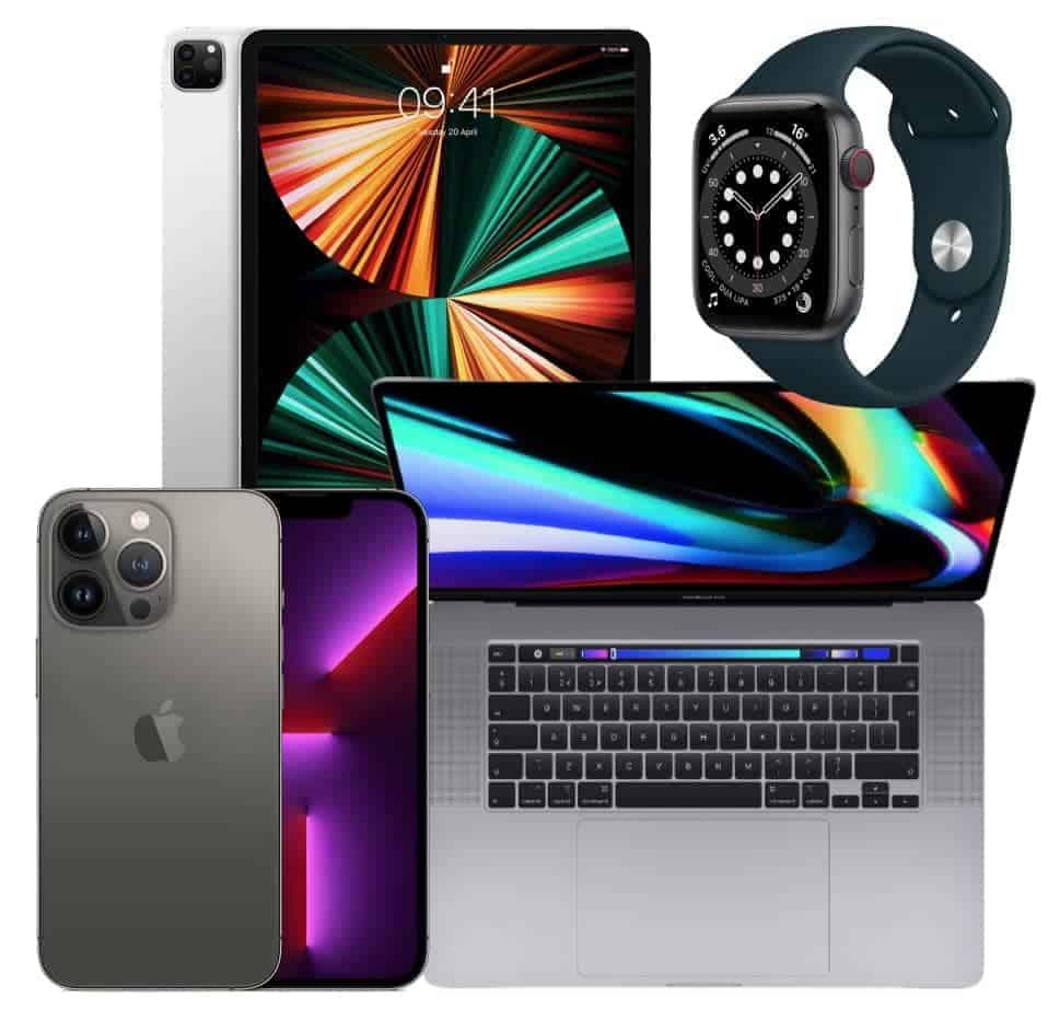 Win Apple Bundle iPhone 13 Pro Storm DJs Giveaways Competition